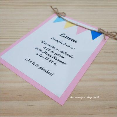 Invitaciones De Bautizo Tarjetas Para Invitados Baby Shower